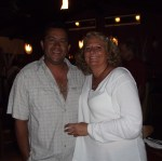 laura and husband
