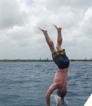tim's handstand