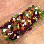 beet salad cha cha's